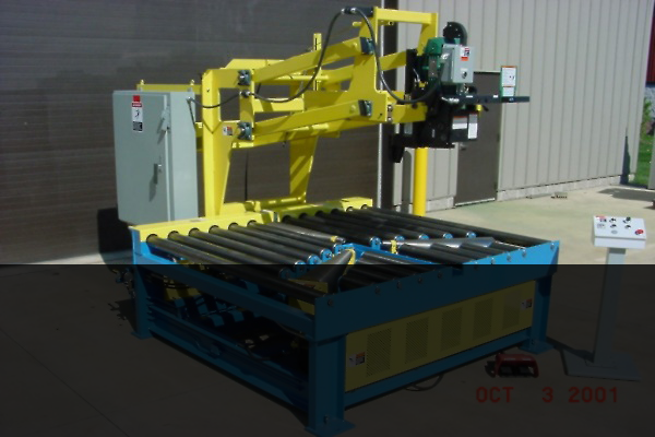 Semi-Automatic Banding Table