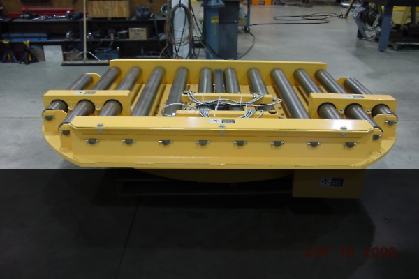 Skid Banding Table
